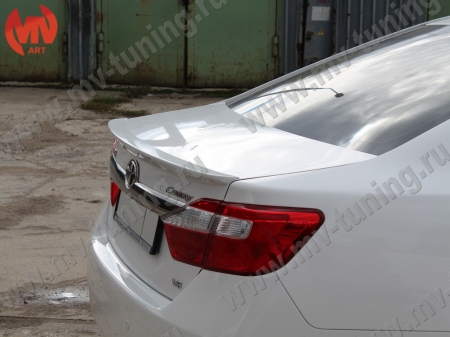 АБС-пластик Спойлер лип Toyota Camry V50